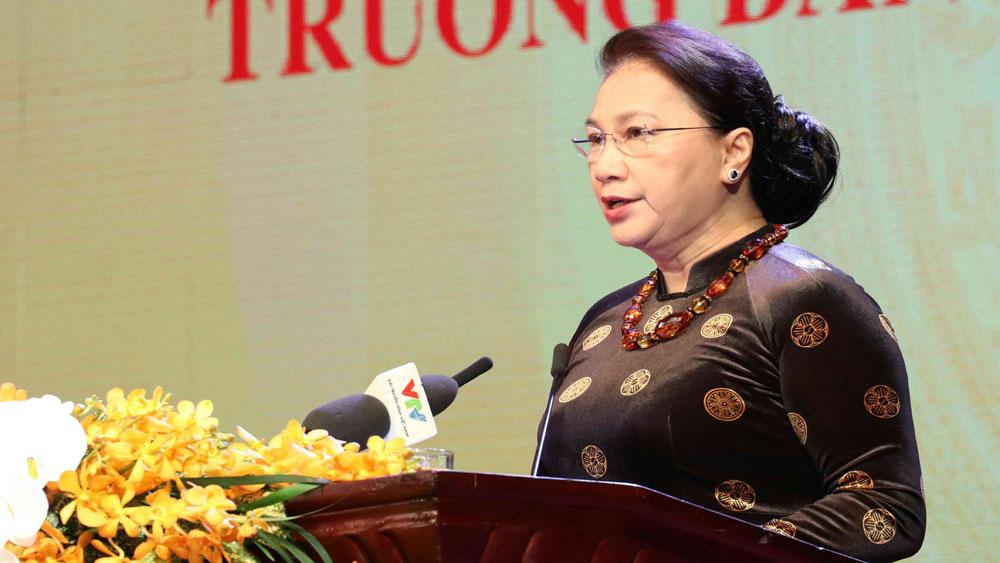Lễ kỷ niệm 130 năm Ngày sinh Trưởng Ban Thường trực Quốc hội Nguyễn Văn Tố