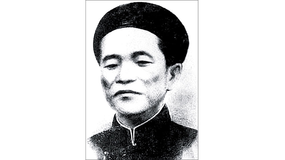 Lễ kỷ niệm, 130 năm Ngày sinh Trưởng Ban Thường trực Quốc hội Nguyễn Văn Tố, Trưởng Ban Thường trực Quốc hội Nguyễn Văn Tố