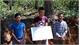 Đã bắt được kẻ cầm đầu phá hơn 10 ha rừng thông ở Lâm Đồng