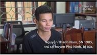Clip: Nghi can dùng súng nhựa cướp ngân hàng ở Phú Thọ bị bắt giữ