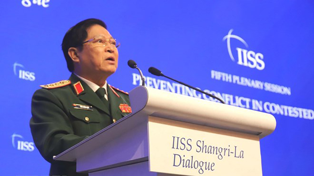 Shangri-La Dialogue 2019 wraps up