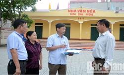Gỡ khó trong phát triển Đảng ở khu vực nông thôn ở Hiệp Hòa