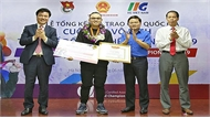 Ba thí sinh Việt Nam lọt vào chung kết cuộc thi đồ họa thế giới