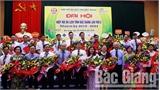 Ông Nguyễn Thế Chính tiếp tục làm Chủ tịch Hiệp hội Du lịch tỉnh Bắc Giang nhiệm kỳ 2019- 2024