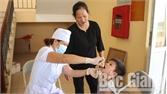 Gần 14.000 trẻ em Yên Dũng được uống bổ sung vitamin A