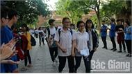 Đề thi môn Hóa học và Tiếng Anh vào lớp 10 Trường THPT Chuyên Bắc Giang: Khó với nhiều thí sinh