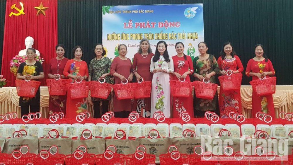 môi trường, ô nhiễm môi trường, Bắc Giang, Ngày Môi trường Thế giới
