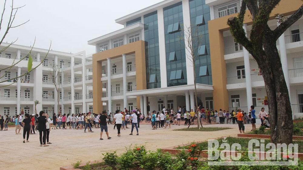 Tuyển sinh vào trường Lê Quý Đôn, Trường THCS Lê Quý Đôn, TP Bắc Giang, tỉnh Bắc Giang