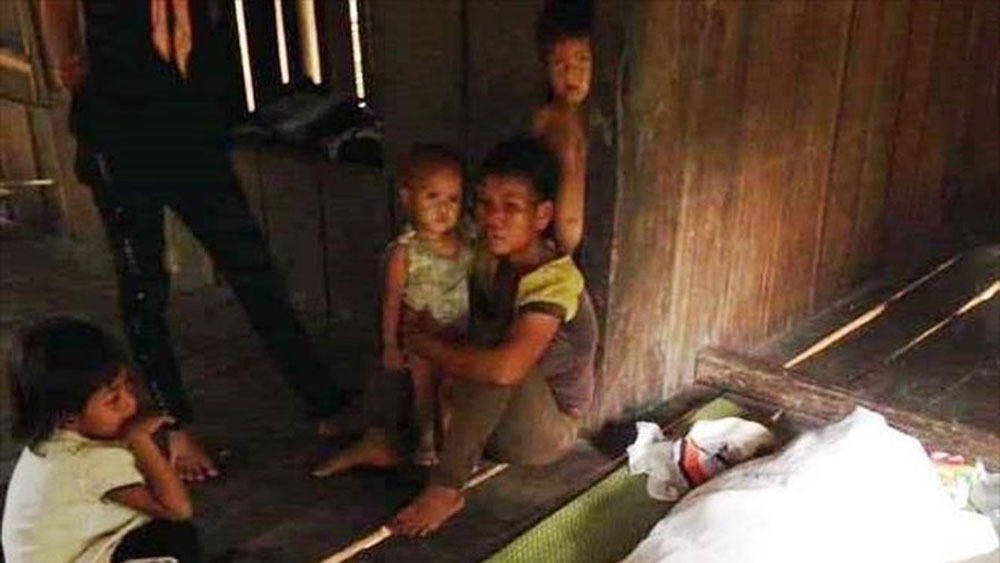 Quảng Bình, lội qua sông tìm mẹ, bé trai 4 tuổi, người dân tộc Mã Liềng, bị đuối nước thương tâm,