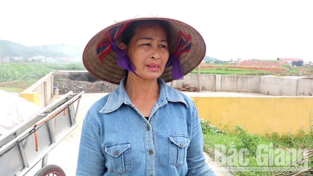 Bà Nguyễn Thị Quý - Gương sáng trong công tác vệ sinh môi trường