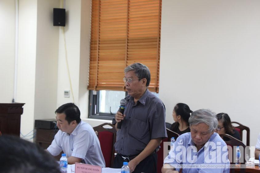 Tư vấn , phản biện, quy hoạch xây dựng vùng huyện nông thôn mới huyện Lạng Giang