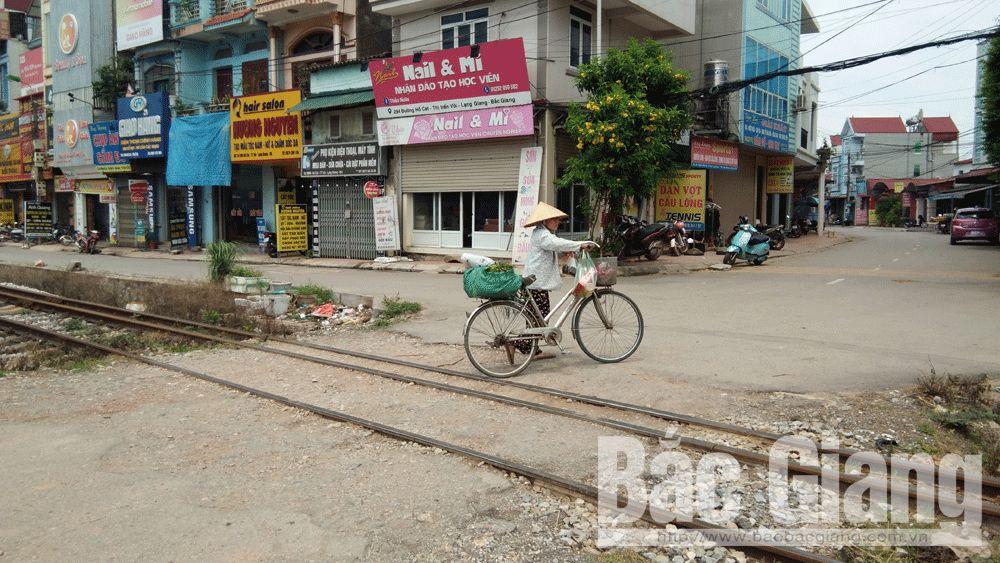 Tai nạn đường sắt, Đường sắt Hà Nội- Đồng Đăng, Tai nạn giao thông đường sắt, Tử vong do tai nạn giao thông, Thị trấn Vôi, Lạng Giang