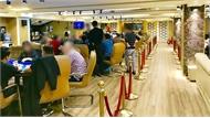 Triệt phá ổ nhóm đánh bạc bằng hình thức Poker