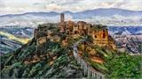 Những thị trấn bí ẩn cheo leo trên núi