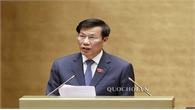 Bộ trưởng Nguyễn Ngọc Thiện trả lời chất vấn về vụ việc ở chùa Ba Vàng