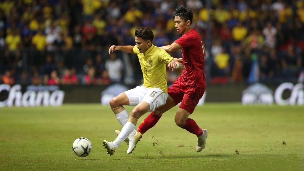ĐT Thái Lan, ĐT Việt Nam, Đội tuyển Việt Nam, Việt Nam vô địch, King's Cup 2019,