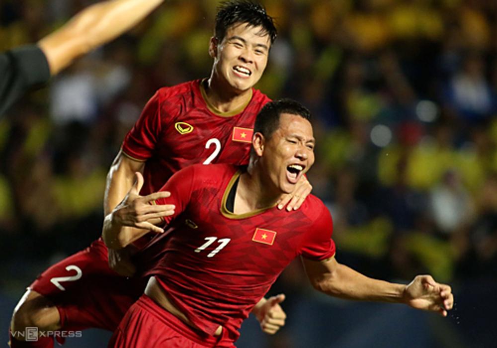 Trận Thái Lan vs Việt Nam, King's Cup 2019, Đội tuyển bóng đá Việt Nam, Park Hang-seo
