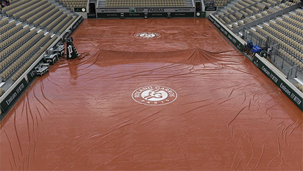 Roland Garros, Pháp Mở rộng, Grand Slam đất nện, Grand Slam