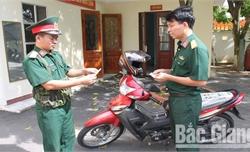"""Chi bộ """"4 tốt, 3 không"""" ở Đảng bộ Quân sự tỉnh Bắc Giang: Khắc phục từng khâu yếu"""