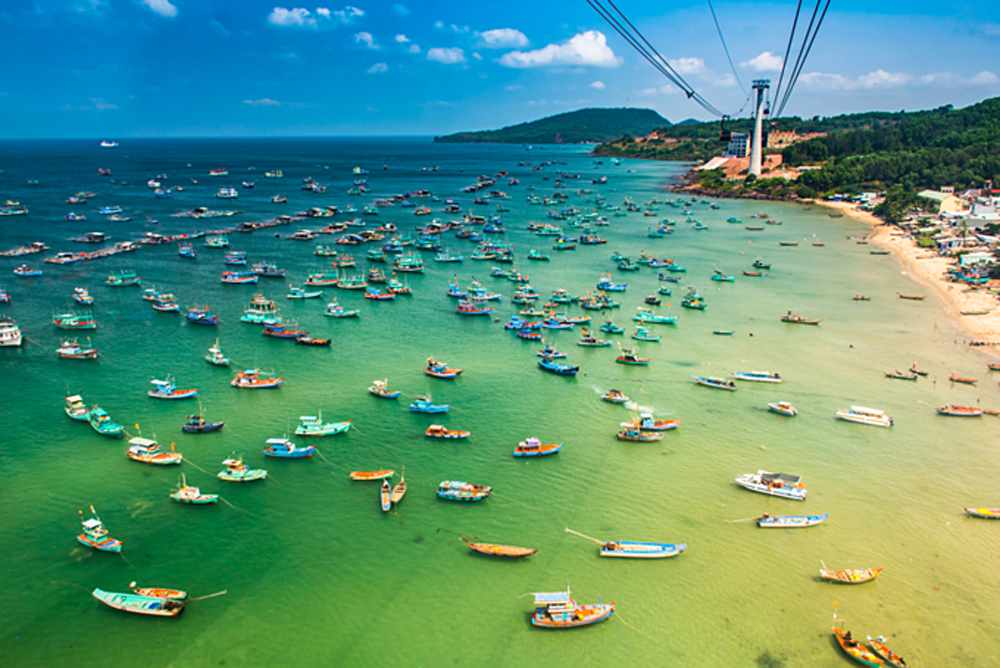 Hanoi, Phu Quoc, best travel destinations, Asia, best places, capital city, pearl island, natural charm, rich history, good cuisine