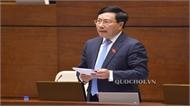 Kỳ họp thứ 7, Quốc hội khóa XIV: Tiếp tục trả lời chất vấn những vấn đề cử tri, đại biểu quan tâm