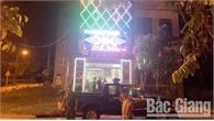 Phát hiện nhiều thanh niên sử dụng ma túy tại phòng hát karaoke ở thành phố Bắc Giang