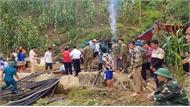 Đi tháo máy bơm nước, người đàn ông bị mắc kẹt suốt 7 ngày trong hang ở Lào Cai