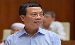 """Bộ trưởng Nguyễn Mạnh Hùng: Dùng công nghệ để """"dọn rác"""" trên mạng"""