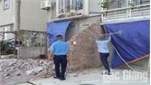 Phường Dĩnh Kế (thành phố Bắc Giang) xử lý tình trạng tái chiếm đất công
