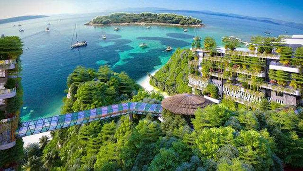 Flamingo Group, Flamingo Đại Lải Resort,  Flamingo Cát Bà Beach Resort