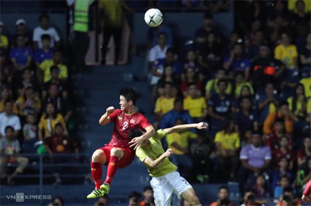 Park Hang-seo, Việt Nam, Thái Lan, King's Cup