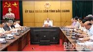 Chủ tịch UBND tỉnh Nguyễn Văn Linh: Tập trung cao cho công tác giải quyết khiếu nại, tố cáo
