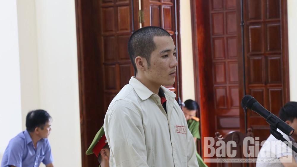 Trộm cắp ô tô, TAND tỉnh Bắc Giang, Ma túy đá, Ảo giác vì ma túy, Quốc lộ 1A