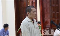 Phê ma túy, trắng trợn trộm xe bán tải tại Bắc Giang