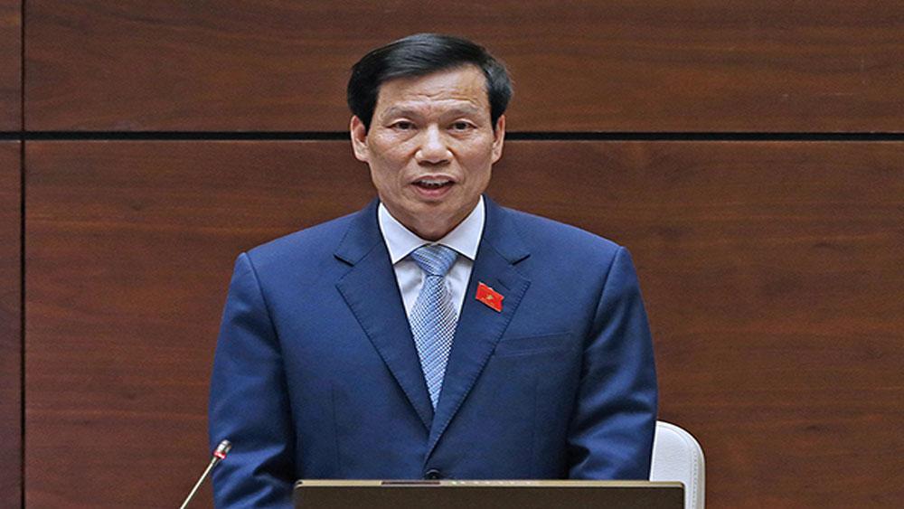 Chủ tịch QH, 'chấm điểm', 4 bộ trưởng, chất vấn, Chủ tịch QH 'chấm điểm' 4 bộ trưởng sau chất vấn