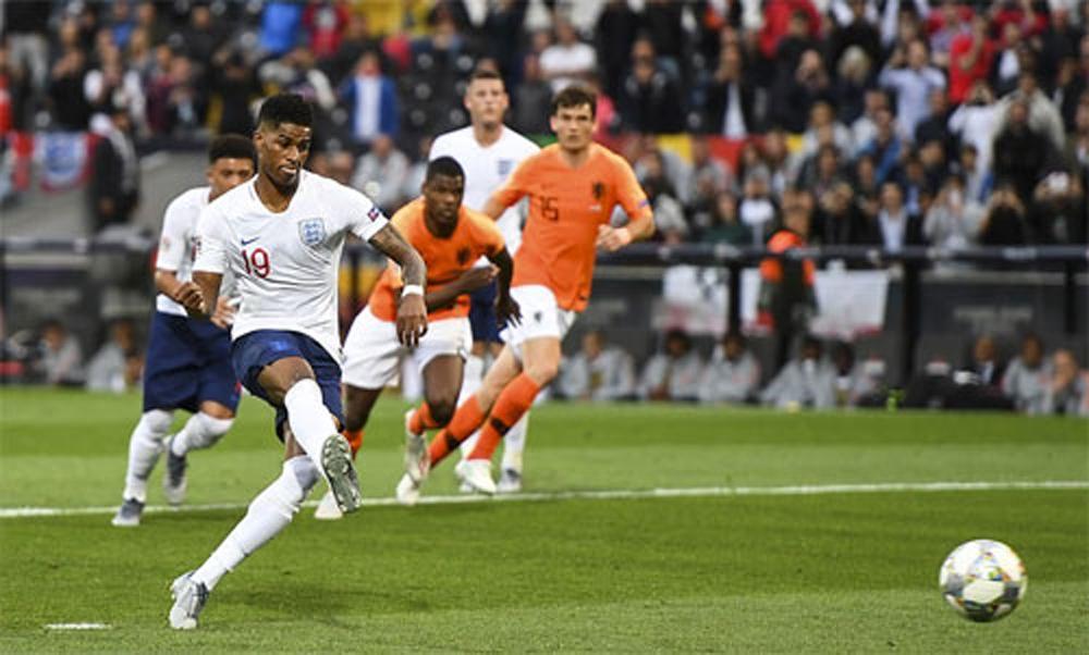 Hà Lan, Anh, Nations, League, bán kết