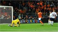 Video: Diễn biến trận đấu Anh - Hà Lan