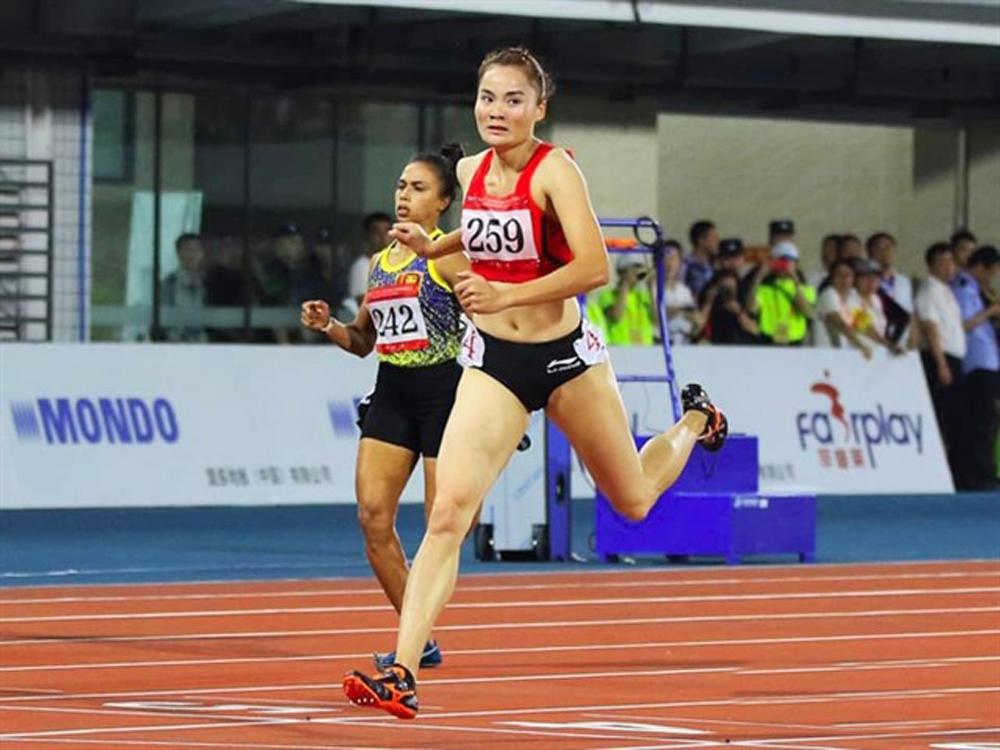 Vietnamese athlete, gold medal, Asian Grand Prix Series, Quach Thi Lan, 2020 Summer Olympics, Asian Games winner