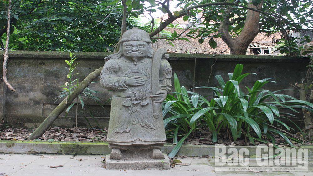 Lăng đá, Hiệp Hòa, Quận công, di tích, Nguyễn Thế Lai, Bắc Giang