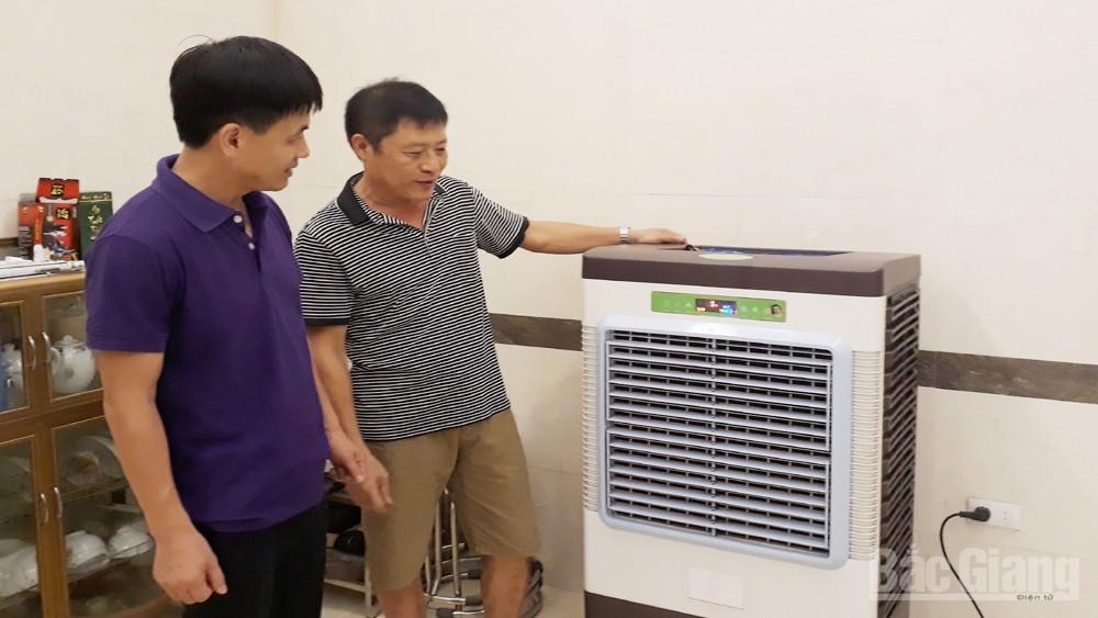Sử dụng điện sinh hoạt tiết kiệm trong  những ngày hè
