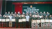 Hiệp Hòa: Đại hội thi đua CCB gương mẫu lần thứ VI giai đoạn 2014- 2019