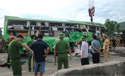 Xe khách Bắc Giang lao xuống sông ở Thanh Hóa: Tạm giam lái xe