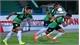 U23 Myanmar mặc áo công nghệ cao tập luyện tại sân vận động Việt Trì