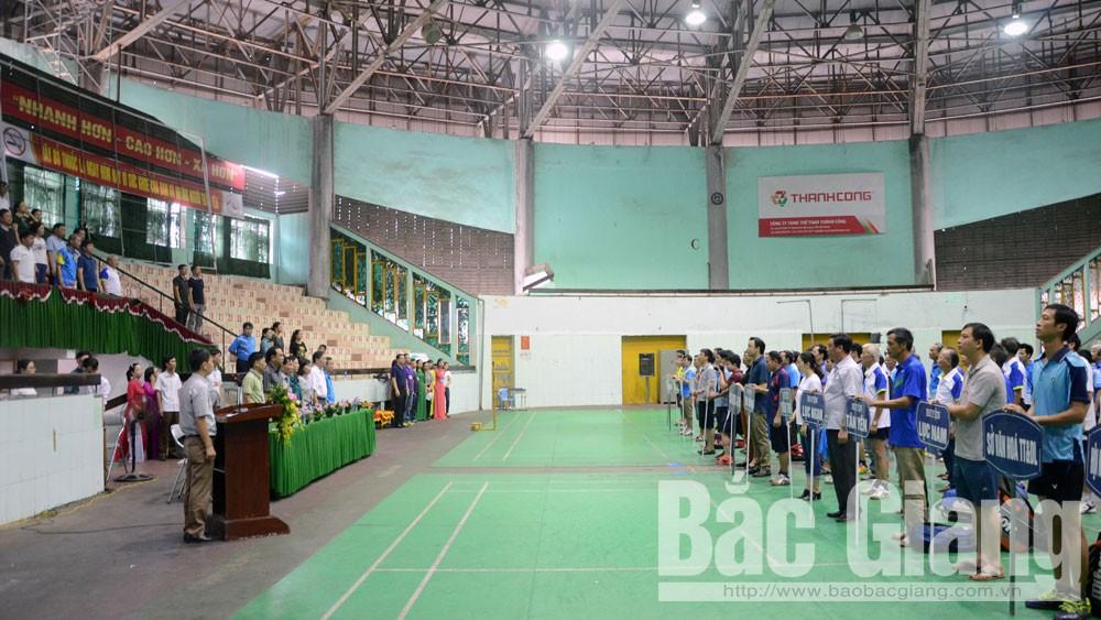 Bắc Giang, người khuyết tật, thi đấu thể thao, truyền thống