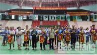 160 HLV, VĐV tham gia giải thể thao truyền thống người khuyết tật toàn tỉnh lần thứ 18