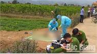 Một thanh niên tử vong do ngã xuống mương nước