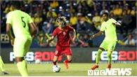 Chung kết King's Cup 2019 Việt Nam-Curacao (hiệp 1): Công Phượng, Văn Toàn khuấy đảo hàng thủ Curacao