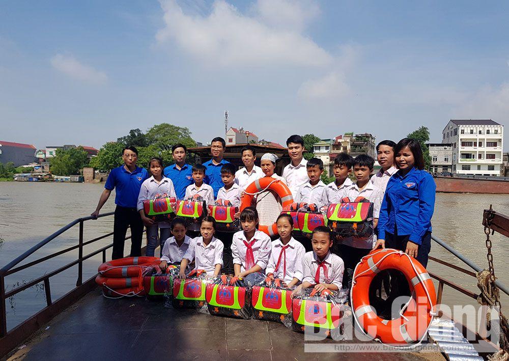 Bắc Giang, Ngày Chủ nhật xanh điểm toàn quốc, dọn dẹp vệ sinh môi trường, phong trào Chống rác thải nhựa