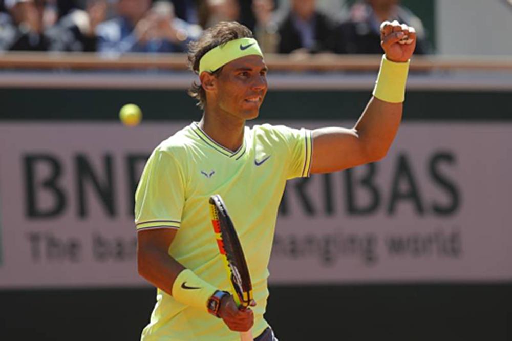 Rafael Nadal, Dominic Thiem, Roland Garros 2019