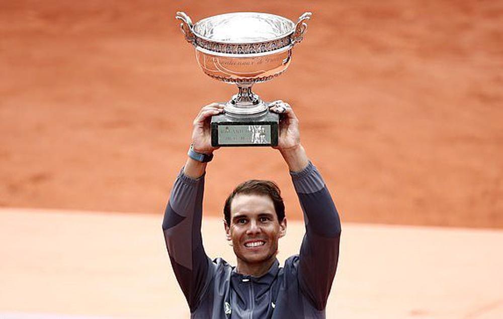 Thiem, Nadal, lần thứ 12 vô địch, Roland Garros, trận chung kết Roland Garros